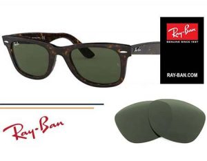 cristales ray ban 2140 verde